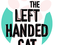 The left handed cat (My logo)
