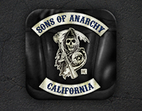Sons of Anarchy iOS icon