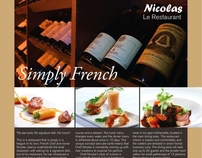 F&B Advertorials