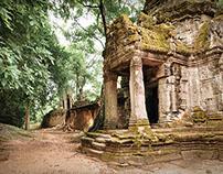 Angkor Temple