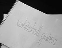 Whitehall Gates Font