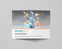 Betsson Group - Social Media Brand Guide