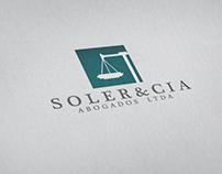 Soler & Compañía Abogados Ltda (Branding)