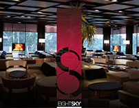 Eight Sky Resto/Lounge