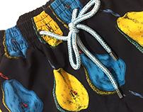 GRANADILLA SHORTS | Textile Design