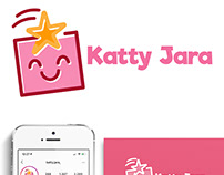 Logo Reveal Katty Jara