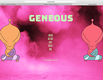 Geneous Website