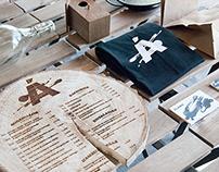 Álamo Restaurant — Branding & Interior