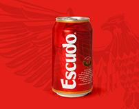 New Branding / Escudo Beer / Porta