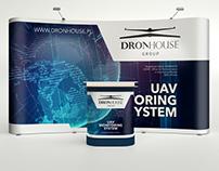 """System Monitoringu UAV"" - Dron House"