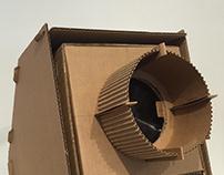 Camera Obscura (RISD foundations studies)