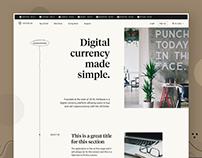 Vertbase Website
