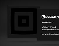 NOE interactive cards