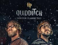 QUIDDITCH WINTER CLASSIC