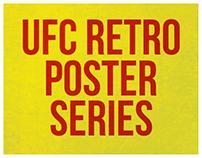 UFC Retro Poster Series