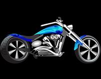 bike in illustrator
