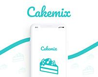 Cakemix Mobile Application