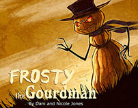 Frosty the Gourdman