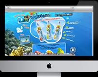 Kubu Waterrr Promotion Subsite