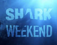 Shark Weekend Bumper