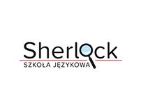 Sherlock branding design