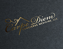 Carpe Diem Concierge Medicine, LLC | Logo Design