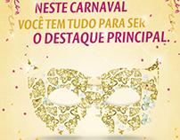 Email Marketing - Campanha de Carnaval