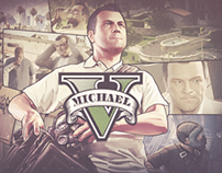 GTA V Collages