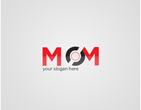 MOM Logo Design