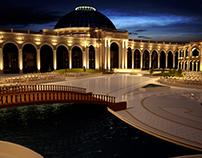 Al Hazem Mall - Exterior shots - Qatar