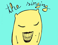The Singing Potato Smile (for the World Smile Project)