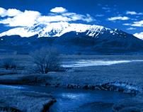 Rocky Landscape..
