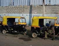Auto drivers and their communication patterns
