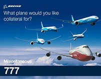Boeing Collateral Ordering Site