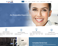Dr. Jain's Dento Care Website