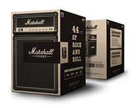 Marshall Fridge – Package Design