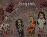 Metallica - With Hell In My Eyes And With Death In My..