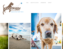 Good Doggy Photography Website