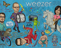 Weezer - Gosh Dang This Is Great!