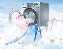 美的洗衣机
