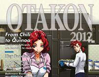 Otakon 2012 Program Book