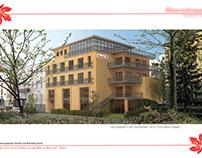 Druckbroschüre - Print Layout