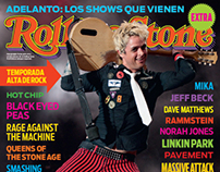 Rolling Stone Extra Insert: Shows in Argentina
