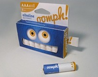 oomph! Battery Packaging