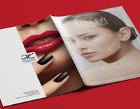 Keller Cosmetics 2016  Fall Catalog