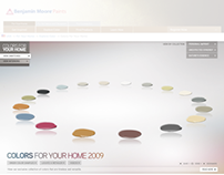 Benjamin Moore - Colors For Your Home