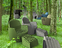 Duo Garden Furniture