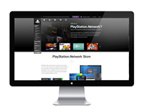 PLAYSTATION.COM PSN SECTION REDESIGN