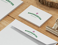 Mariengärten –ein Branding Immobilien Projekt