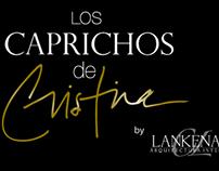 Los Caprichos de Cristina website